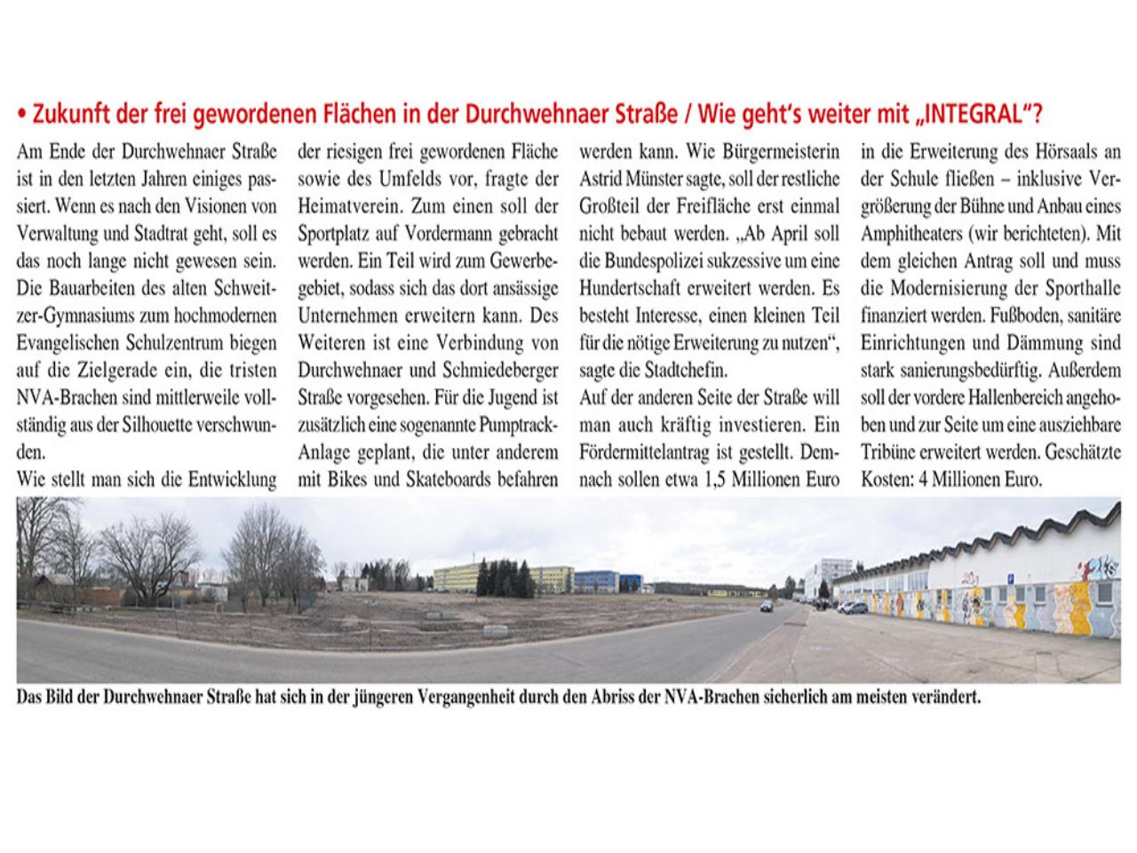 Dübener Wochenspiegel vom 05.02.2020