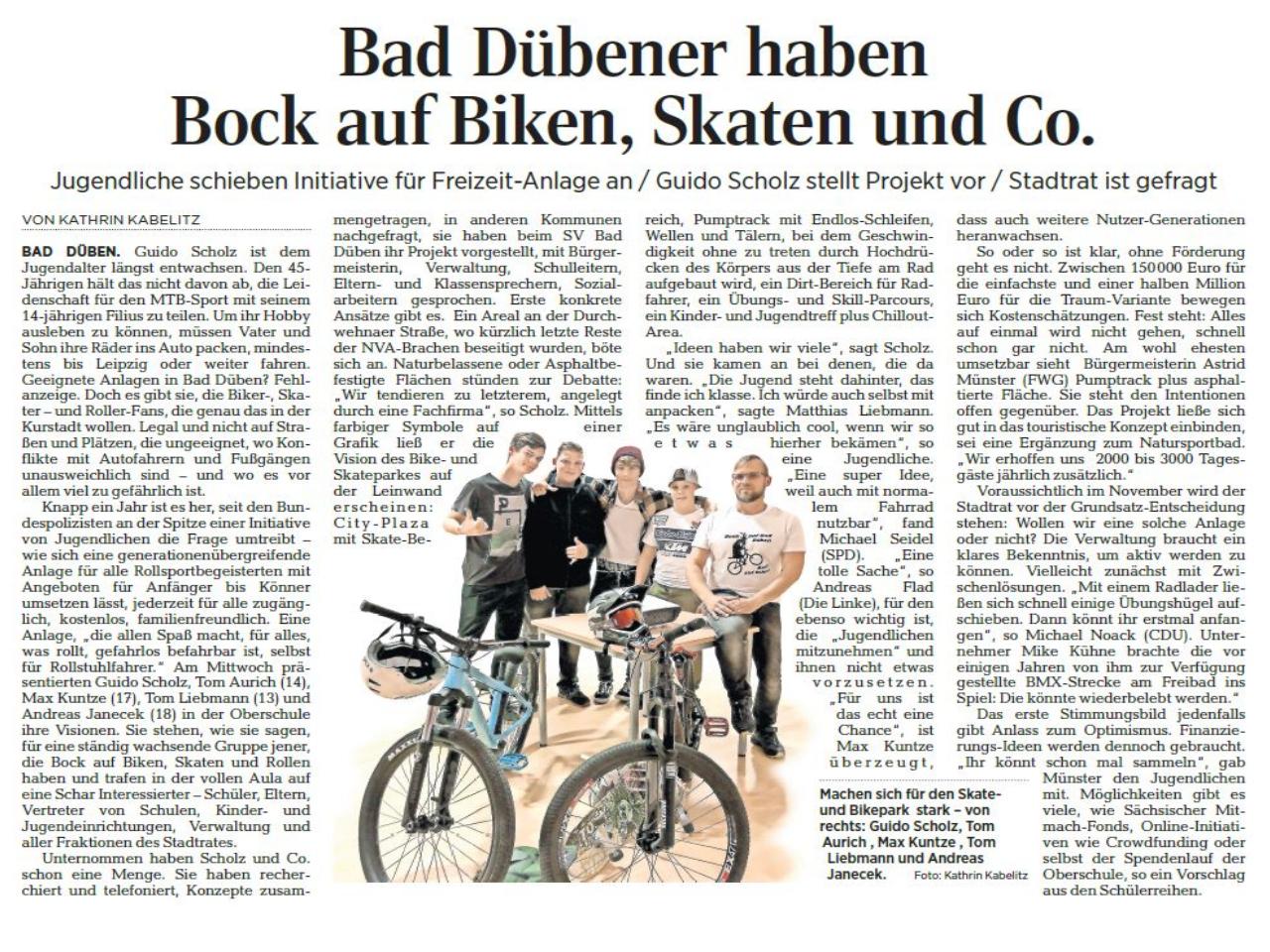 Leipziger Volkszeitung vom 04.10.2019