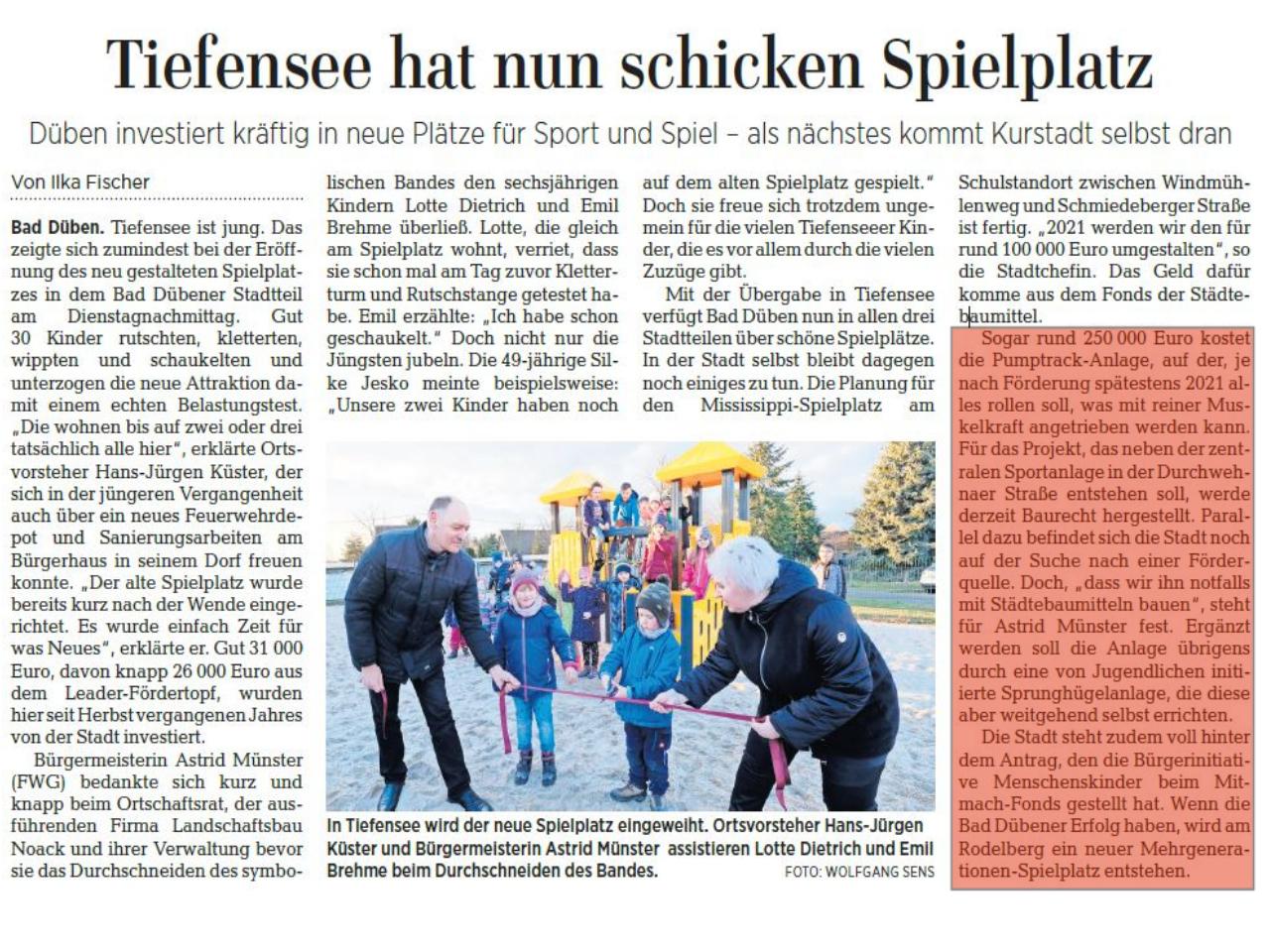 Leipziger Volkszeitung vom 20.02.2020