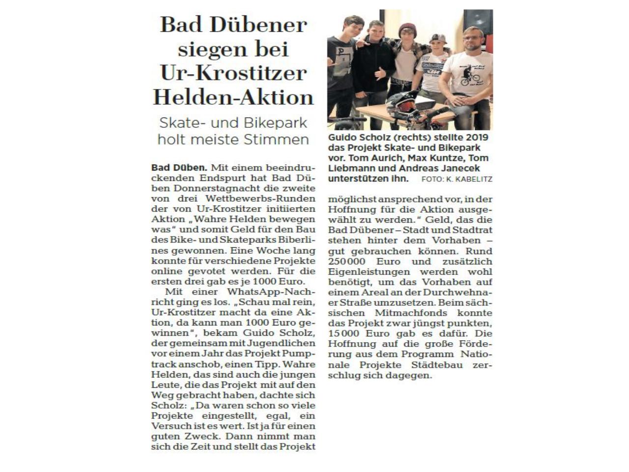 Leipziger Volkszeitung vom 19.09.2020