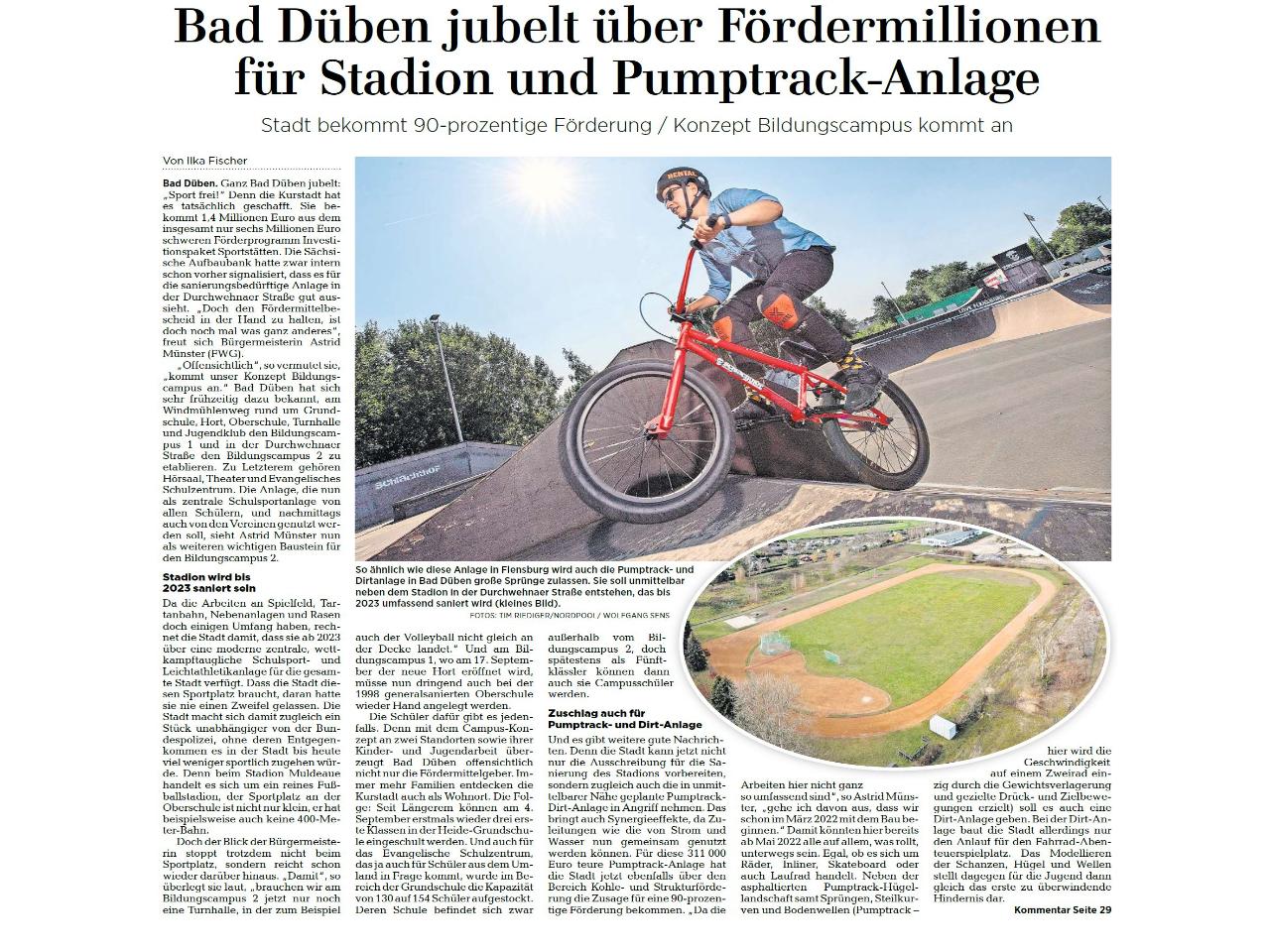 Leipziger Volkszeitung vom 28.08.2021